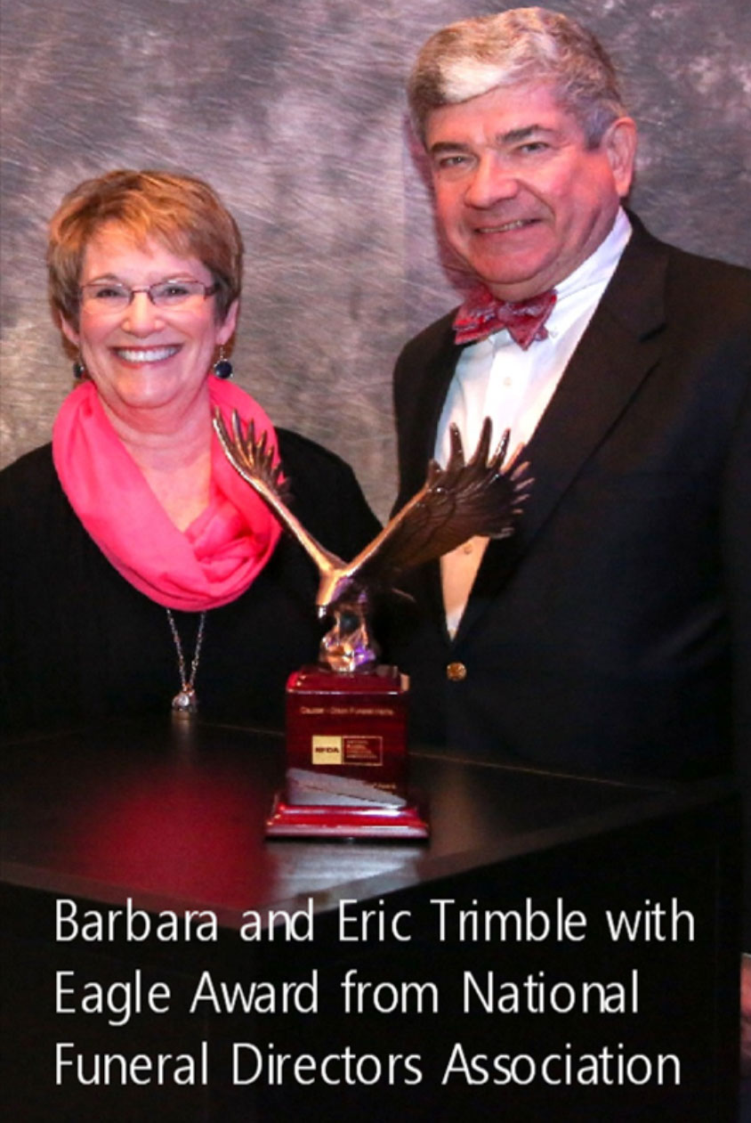Awards Of Trimble Funeral Homes 1
