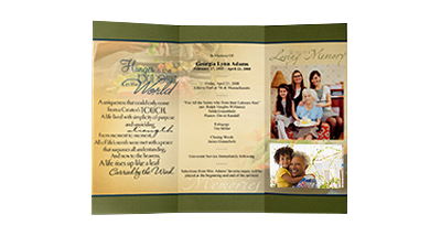 Rock Island Il Funeral Home And Cremations Personal Print